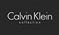 Calvin Klein Logo, farbige Illustration