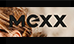 Mexx Logo, farbige Illustration