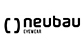 NEUBAU Eyewear Logo, farbige Illustration